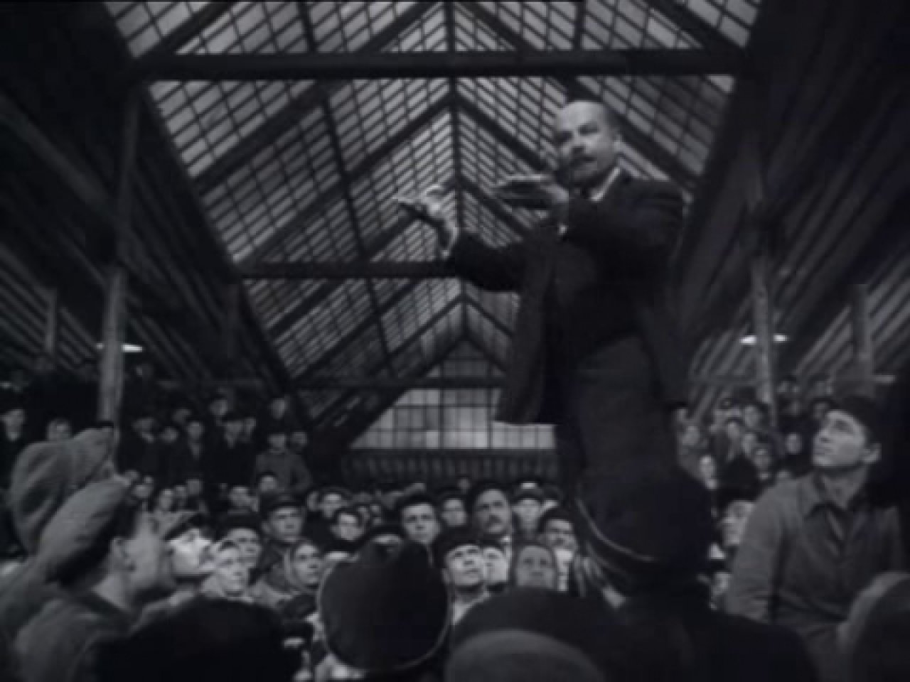 Ленин в1918году