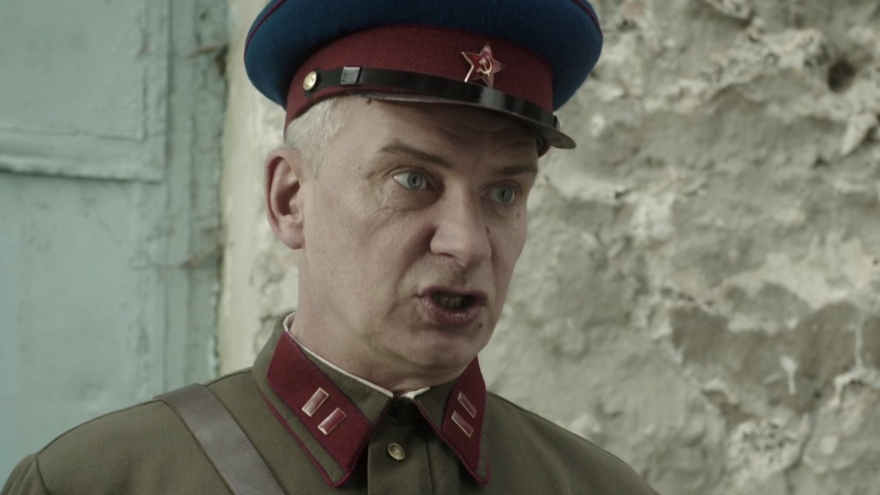 Гетеры майора Соклова