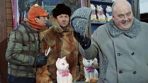 Комедийные актёры советского кино