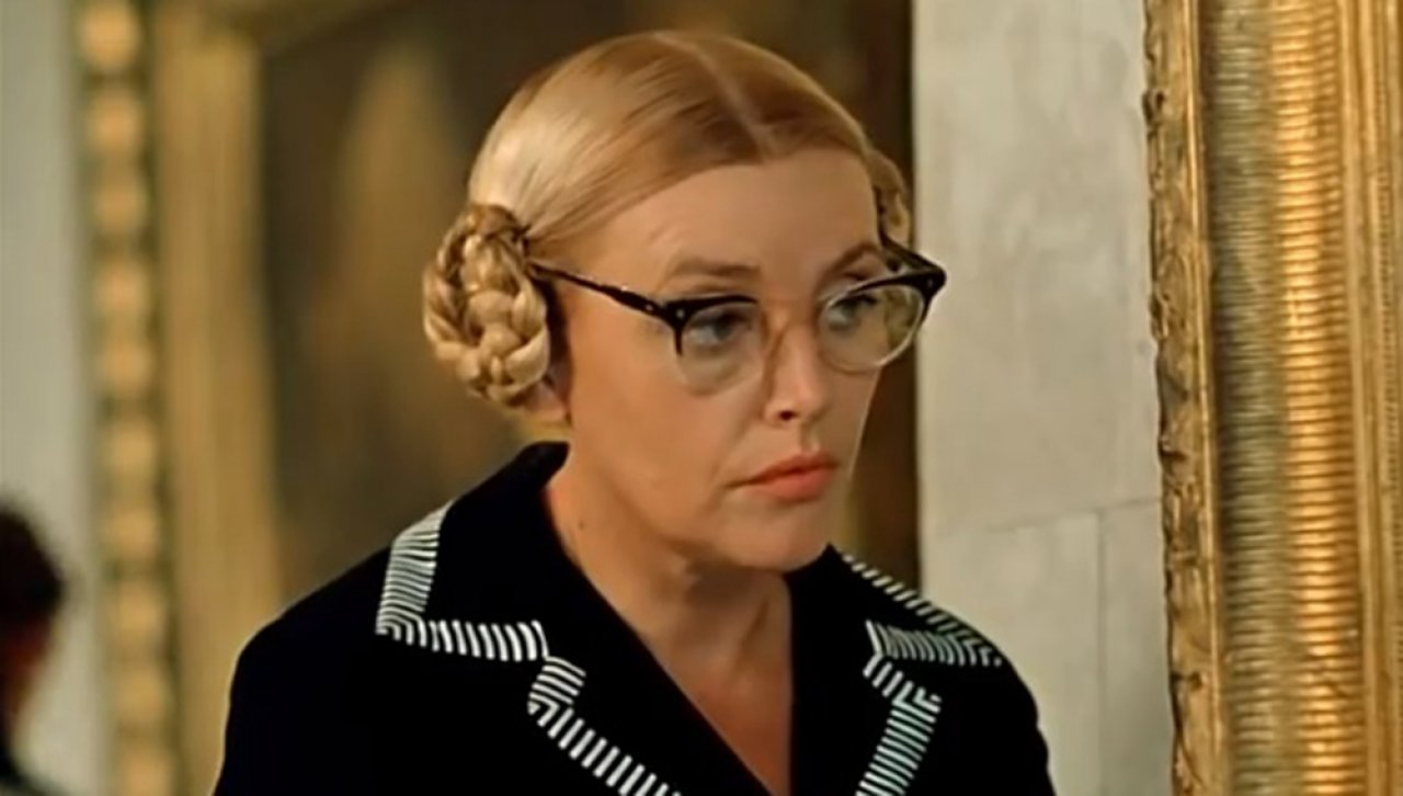 Нина Агапова