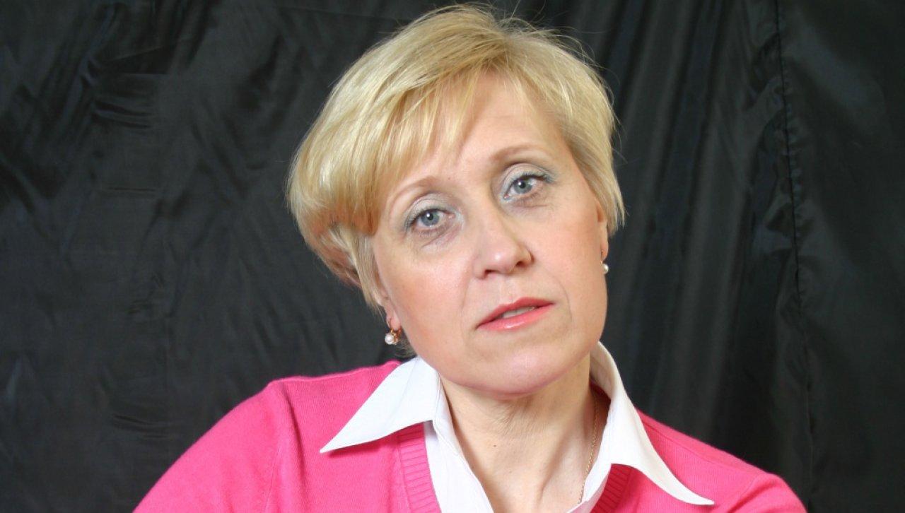 Ольга Токарева