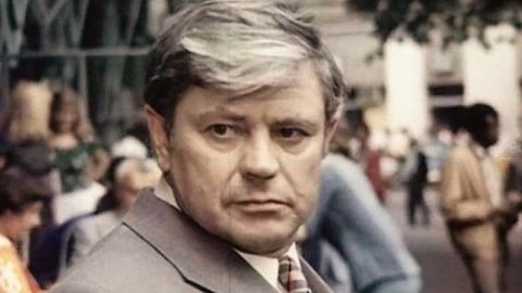 Иностранные звезды в советском кино. Донатас Банионис