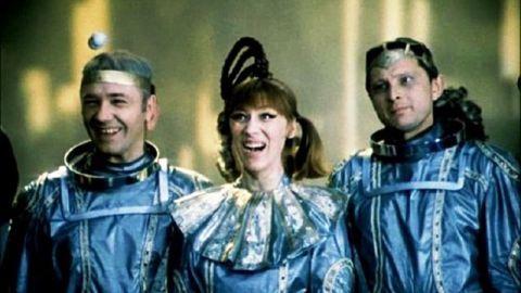 Ко Дню Космонавтики. Популярные герои кино, побывавшие на других планетах