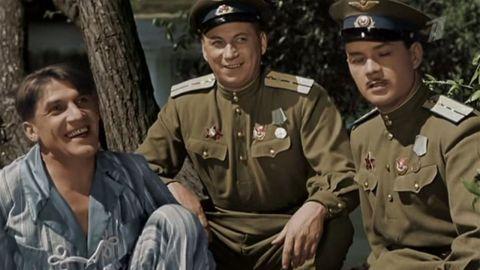 Самые мужественные герои советского кино 40-х годов