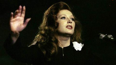 История создания фильма «Женщина, которая поёт»