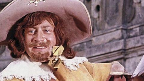 К 40-летию фильма «Д'Артаньян и три мушкетёра»!