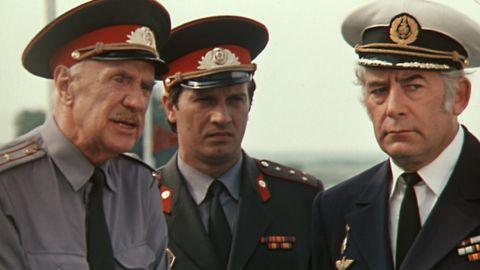 ТЕСТ: Угадайте, из какого фильма милиционер!
