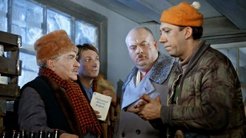 ТЕСТ: Хорошо вы помните фильм «Операция «Ы» и другие приключения Шурика...»?