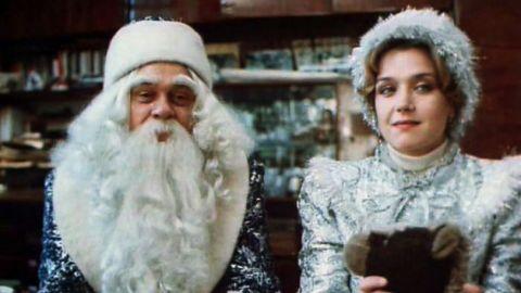 ПРАЗДНИЧНЫЙ ТЕСТ: Угадайте из какого фильма Дед Мороз?
