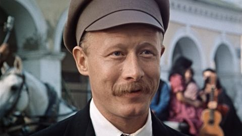Судьба актёра: Виктор Проскурин