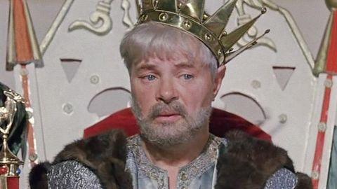 ТЕСТ: Вспомните, из какого фильма сказочный король?