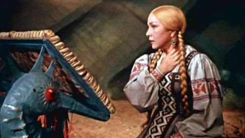 ТЕСТ: Вспомните, из какого фильма-сказки Александра Роу кадр!