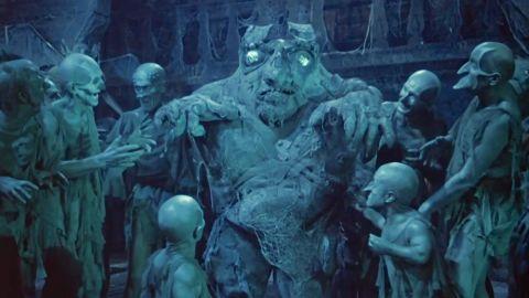 ТЕСТ: Угадайте, из какого фильма эти страшные герои?