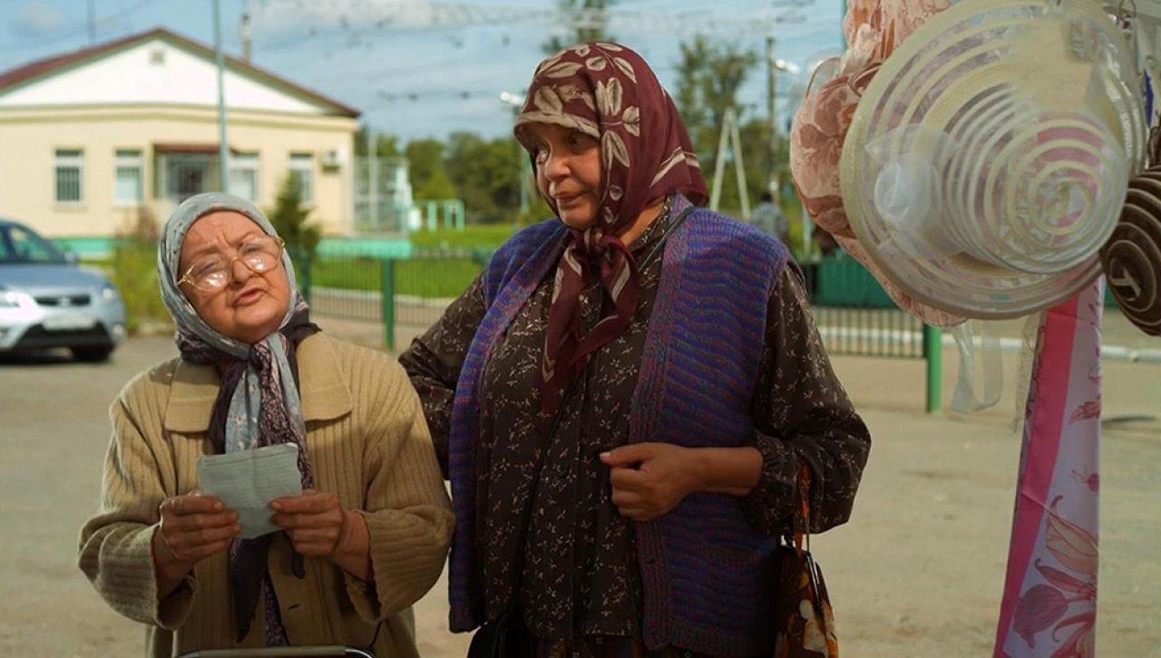 Бабий бунт, или Война в Новосёлково